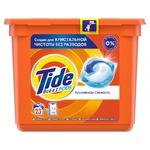 Капсулы для стирки Tide Все-в-1 Альпийская свежесть 23шт