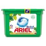 Капсули для прання Ariel Pods Все-в-1 Масло Ши 15шт