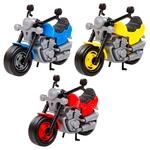 Игрушка Полесья Мотоцикл гоночный велосипед