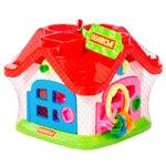 Polesie Logical Toy House