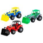 Іграшка Полесье Майстер Трактор-навантажувач