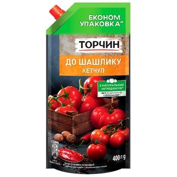 Кетчуп ТОРЧИН® до Шашлику 400г