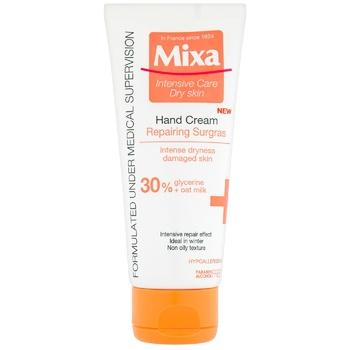 Mixa Hand Cream  for dry damaged hand skin 100ml