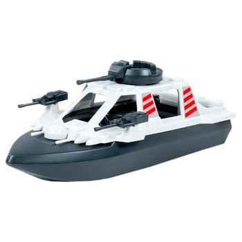 Іграшка Polesie катер прикордонний - купити, ціни на МегаМаркет - фото 1