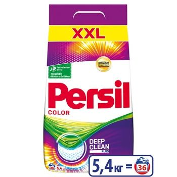 Persil Color Powder Laundry Detergent 5,4kg - buy, prices for CityMarket - photo 2
