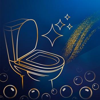 Блок туалетный Бреф Делюкс Изящная магнолия 50г - купить, цены на СитиМаркет - фото 6