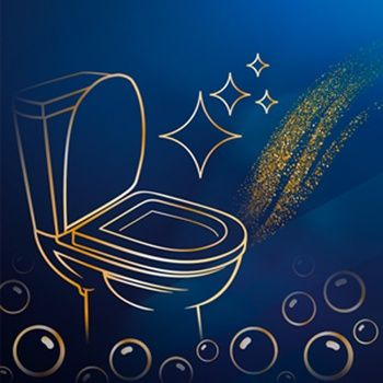 Блок туалетний Bref Делюкс Moonflower 2*50г - купити, ціни на Novus - фото 7