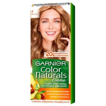 Краска для волос Garnier Color Naturals 7 Капучино