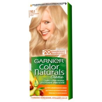 Garnier Color Naturals Creme Hair Dye №10.1 Pearlescent blonde - buy, prices for CityMarket - photo 1