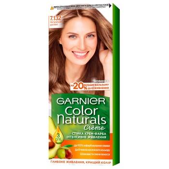 Краска для волос Garnier Color Naturals натуральный русый №7.132