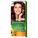 Фарба для волосся Garnier Color Naturals Creme з 3-ма оліями 5.00 Глибокий шатен