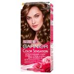 Крем-краска для волос Garnier Color Sensation №5.0 Сияющий светло-каштановый