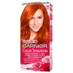 Крем-фарба для волосся Garnier Color Sensation №7.40 Насичений мідний