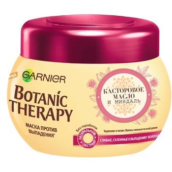 Маска для волос Garnier Botanic Therapy Касторовое масло и миндаль 300мл