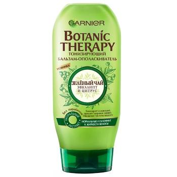 Бальзам-ополаскиватель Garnier Botanic Therapy Масло чайного дерева для нормальных и склонных к жирности волос 200мл