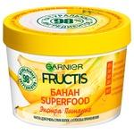 Маска Garnier Fructis Superfood Банан для сухих волос 390мл