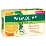 Мыло для лица и тела Palmolive Натурэль Витамин С и Апельсин туалетное 150г