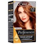L'oreal Paris Recital Preference №6.35 Hair Dye