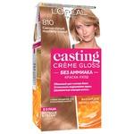 Краска-уход для волос L'Oreal Paris Casting Creme Gloss 810 Светло-русый перламутровый без аммиака