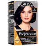 Фарба для волосся L'Oreal Paris Recital Preference 1.0 Неаполь чорний