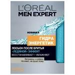 Лосьйон L'Oreal Paris Men Expert Гідра енергетик після гоління 100мл