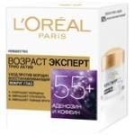 L'Oreal Paris Anti-Age 55+ For Eye Day Cream 15ml