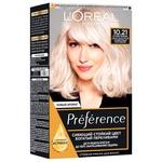 L'Oreal Paris Recital Preference №10.21 Hair Dye