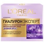 Крем L'Oreal Paris Дневной крем для лица гиалуроновая кислота