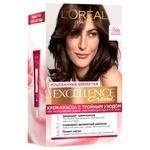 Стійка крем-фарба для волосся L'Oreal Paris Excellence Creme 4.00 Каштановий