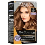 Фарба для волосся L'Oreal Preference 7.1 Ісландія Попелясто-русявий