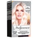 L'Oreal Paris Preference Cream-color for Hair Ultra-platinum