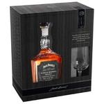 Виски Jack Daniel's Single Barrel 45% 0.7л + 1 бокал в подарочной упаковке