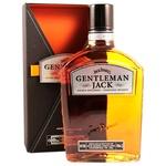 Jack Daniel's Gentleman Jack Whiskey 40%  0,7l gift pack