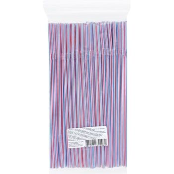 Straws 100 pieces 21cm