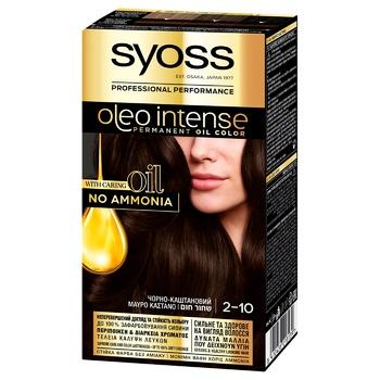 SYOSS Oleo Intense 2-10 Black Brown - buy, prices for Metro - photo 1