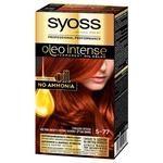 SYOSS Oleo Intense 5-77 Glossy Bronze Ammonia Free Hair Due 115ml