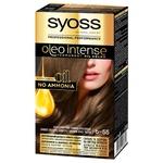 Фарба для волосся SYOSS Oleo Intense без аміаку 6-55 попелястий темно-русявий