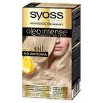 Фарба для волосся без аміаку Syoss Oleo Intense 9-11 Холодний Блонд 115мл