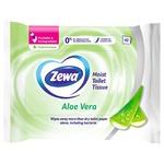 Туалетний папір Zewa Aloe vera вологий 42шт