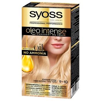 SYOSS Oleo Intense 9-10 Bright Blond 115ml - buy, prices for CityMarket - photo 1