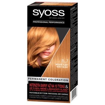 SYOSS №8-7 Hair Dye Caramel Blond - buy, prices for CityMarket - photo 6