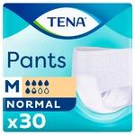 Tena Pants Normal Medium Pants for adults 5,5 drops 30pcs