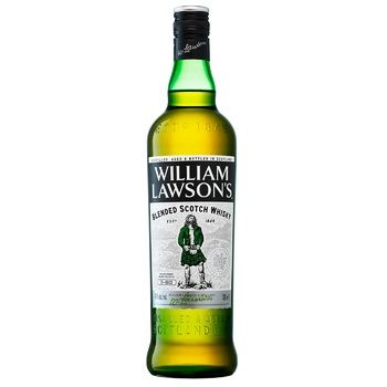 William Lawson's Blended Scotch Whisky 40% 0,7l - buy, prices for CityMarket - photo 4