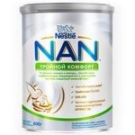 Суміш суха молочна Nestle Nan Потрійний комфорт з народження 800г