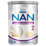Смесь сухая молочная Nestle Nan Гипоаллергенный 2 для детей с 6 месяцев 400г