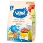 Молочная рисовая каша Nestle с бананом яблоком и грушей 230г