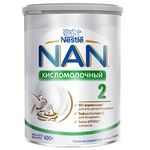 Смесь сухая кисломолочная Nestle Nan Кисломолочный 2 для детей с 6 месяцев 400г