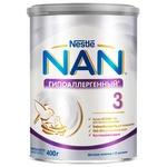 Смесь сухая детская Nestle Nan Гипоаллергенный 3 Optipro от 12 месяцев 400г