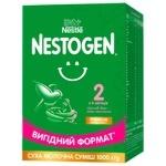 Суміш молочна Nestle Nestogen L. Reuteri 2 з лактобактеріями для дітей з 6 місяців суха 1кг