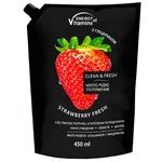 Рідке мило Смачні Секрети Energy of Vitamins Полуниця 450мл